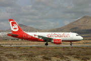 AirBerlin  A319  hb iox  20-09-09