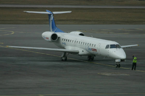 Finncomm  Embraer  oh ebe  22-04-09