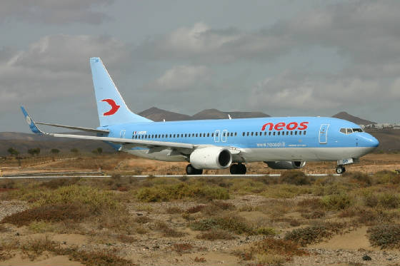 Neos  B737  ineow  21-09-09
