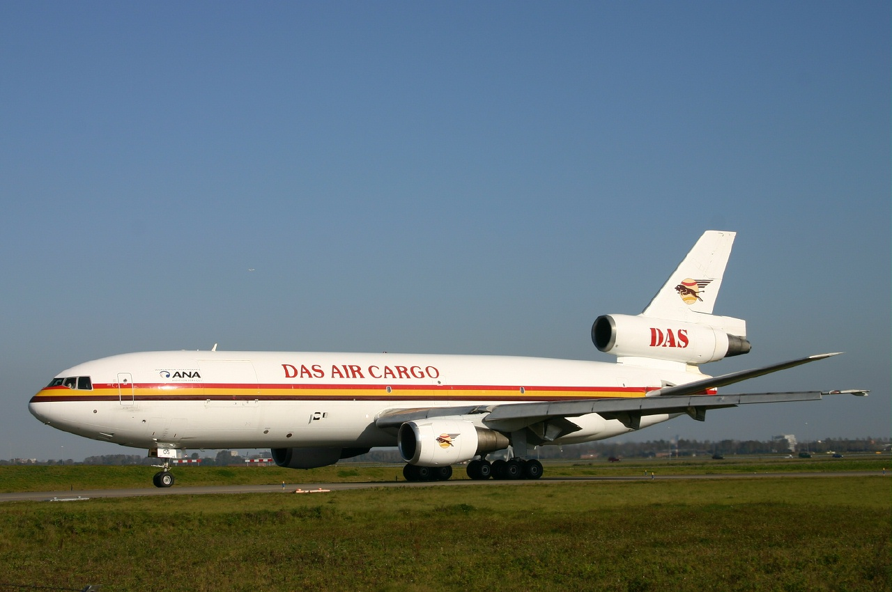 Das air  DC10  5x jos  16-10-05