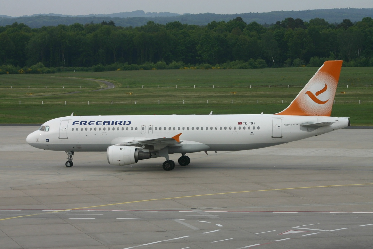 Freebird A320 tc fby 17-05-06