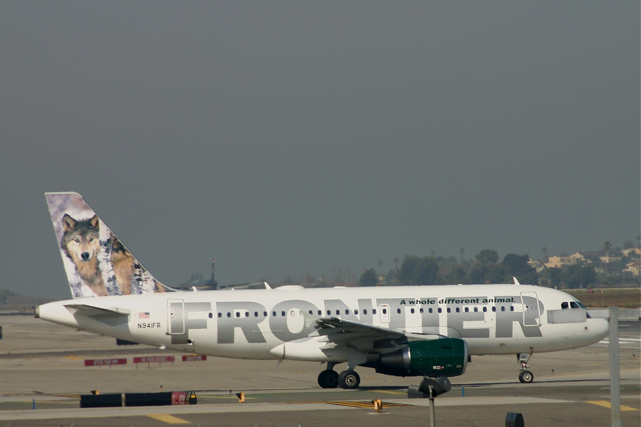 Frontier  A319  N941fr  22-09-05
