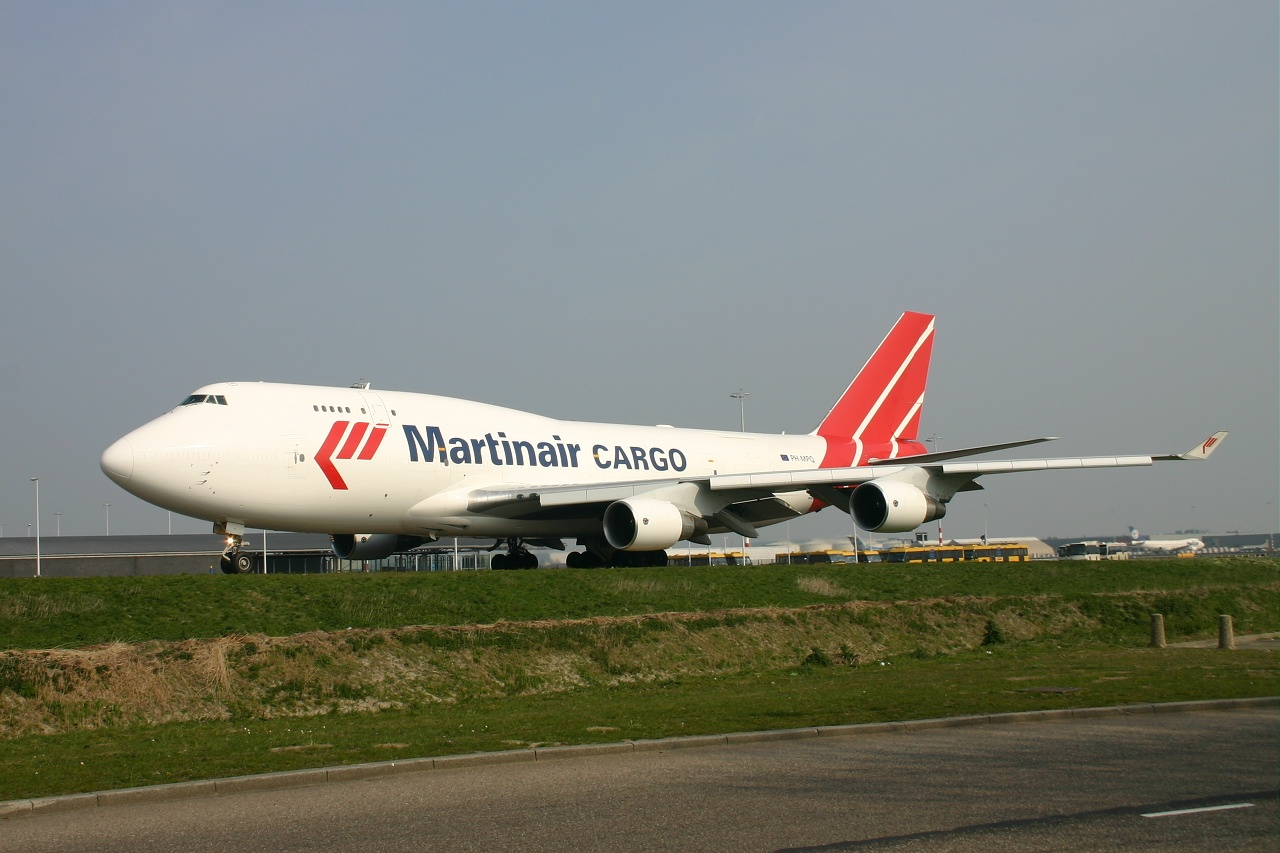 Martinair cargo  B744  ph mpq  31-03-07