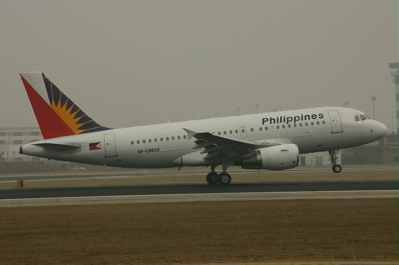 Philippines  A319 rp c8602  22-03-07