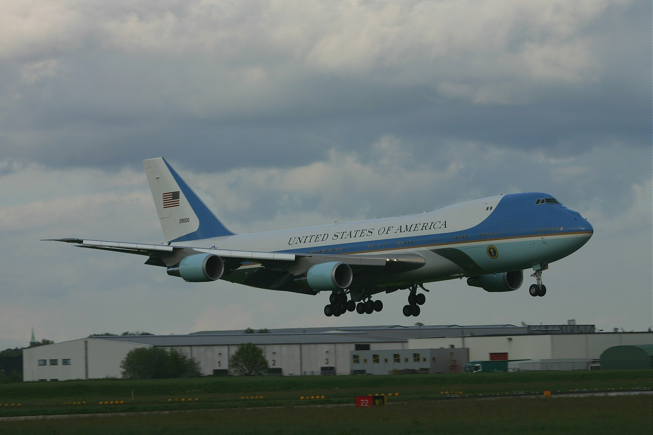 USA  Airforce 747 29000 07-05-05